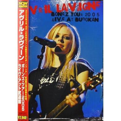 Avril Lavigne BONEZ TOUR 2005 LIVE AT BUDOKAN CD