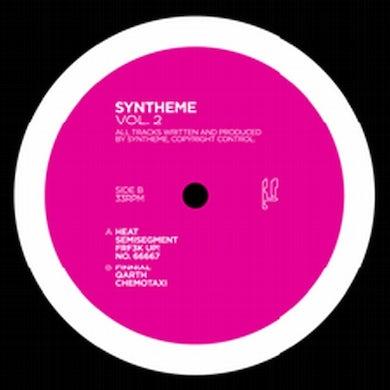Syntheme VOLUME 2 Vinyl Record
