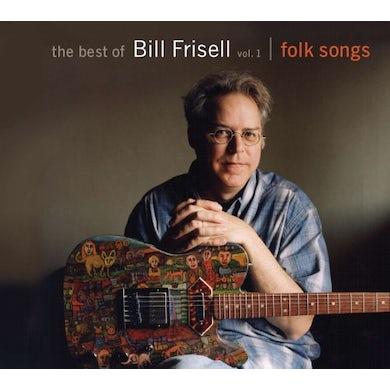 BEST OF BILL FRISELL 1: FOLK SONGS CD