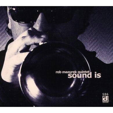 Rob Mazurek SOUND IS CD