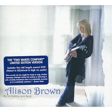 Alison Brown COMPANY YOU KEEP CD