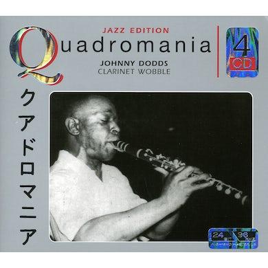 Johnny Dodds QUADROMANIA CD