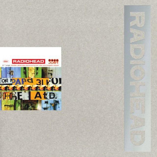 Radiohead JUST PT 1 Vinyl Record