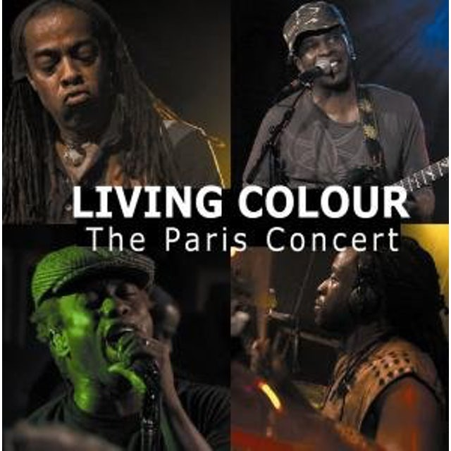 Living Colour PARIS CONCERT CD