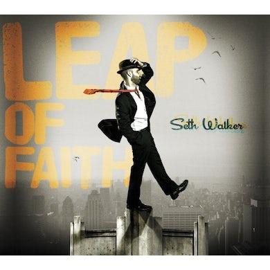 Seth Walker LEAP OF FAITH CD