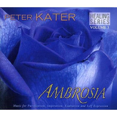 Peter Kater HEALING SERIES 3: AMBROSIA CD