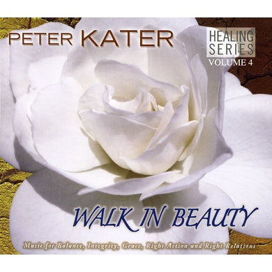 HEALING SERIES 4: WALK IN BEAUTY CD