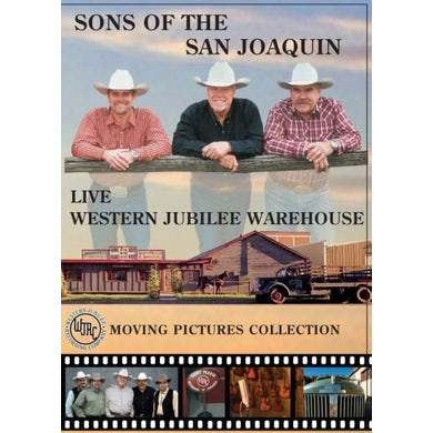 LIVE AT WESTERN JUBILEE WAREHOUSE DVD