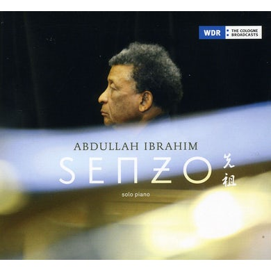 Abdullah Ibrahim SENZO CD