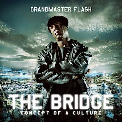 Grandmaster Flash BRIDGE Vinyl Record