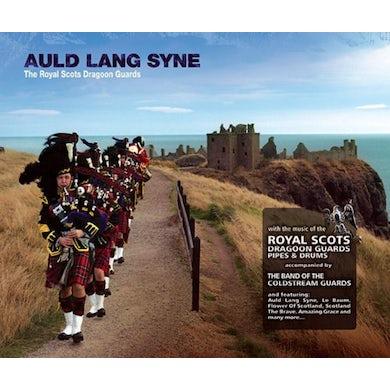 Royal Scots Dragoon Guards AULD LANG SYNE CD