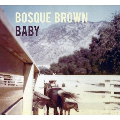 Bosque Brown BABY Vinyl Record