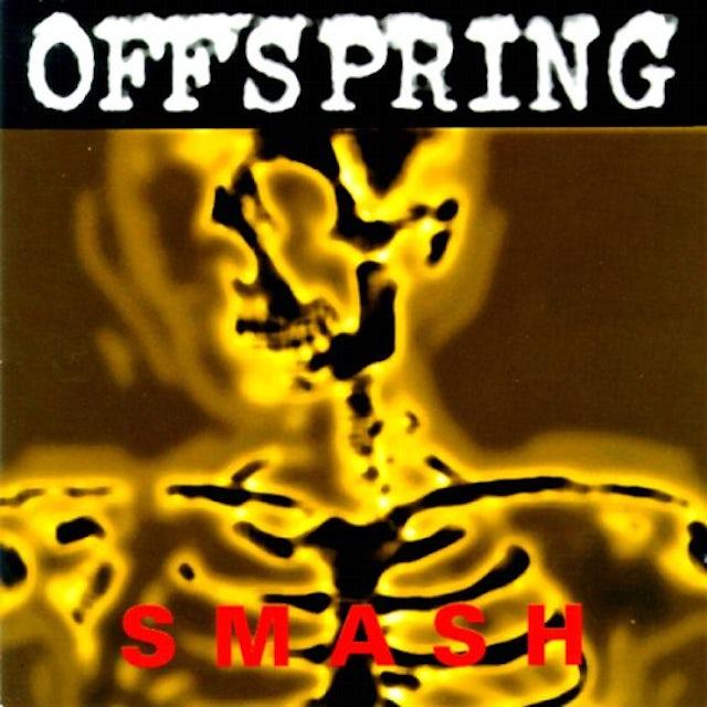The Offspring SMASH Vinyl Record