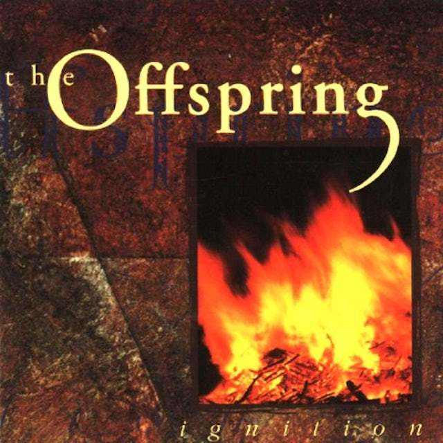 The Offspring IGNITION Vinyl Record