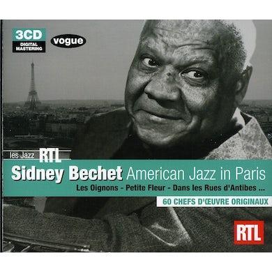 Sidney Bechet LES JAZZ RTL CD
