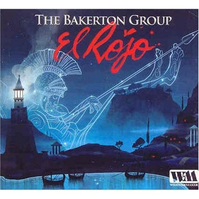 Bakerton Group ROJO CD