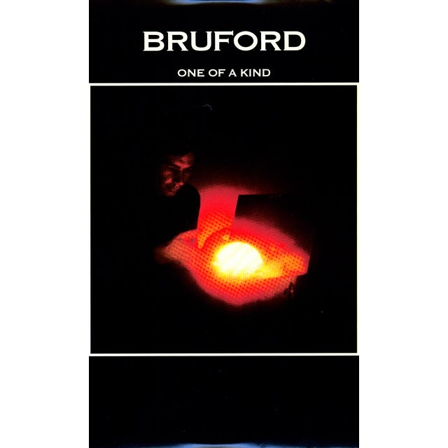 Bill Bruford One Of A Kind Vinyl Record
