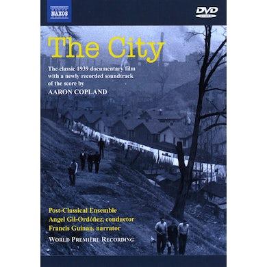 CITY DVD