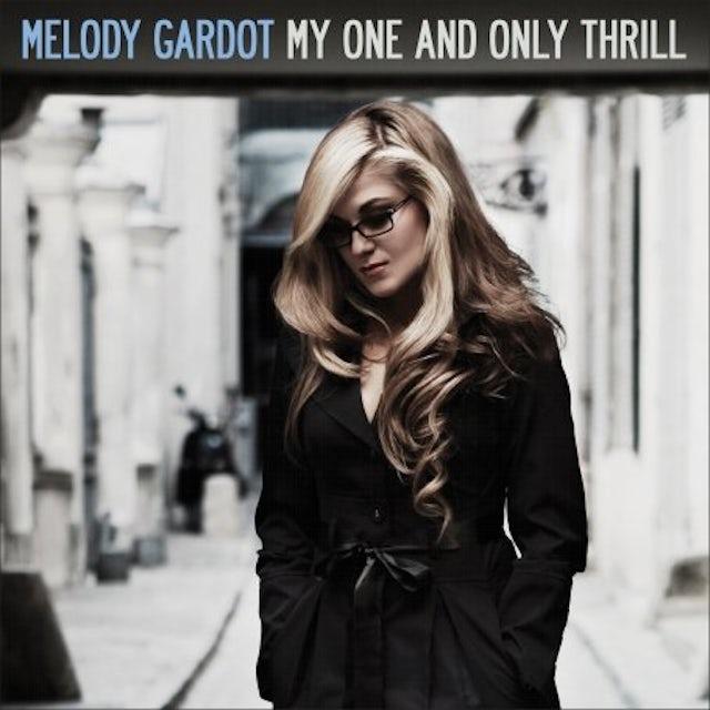 Melody Gardot MY ONE & ONLY THRILL Vinyl Record