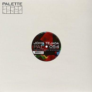 John Tejada FRACTALS Vinyl Record