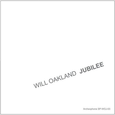 Will Oakland JUBILEE CD