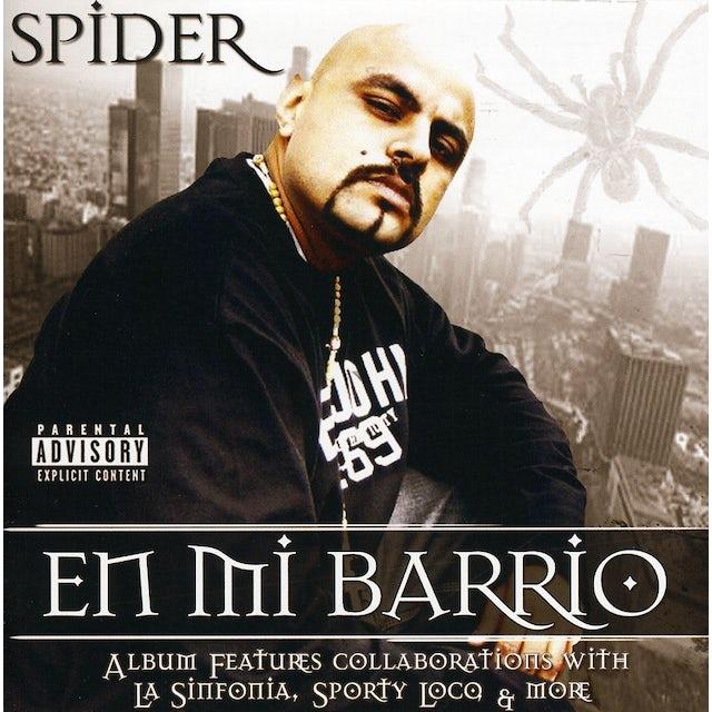 Spider EN MI BARRIO CD