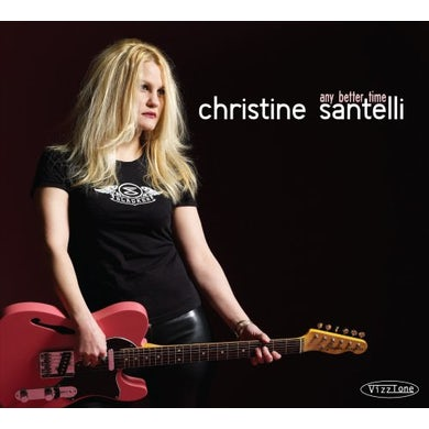 Christine Santelli ANY BETTER TIME CD