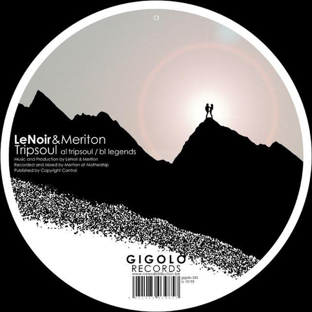Lenoir & Meriton TRIPSOUL Vinyl Record