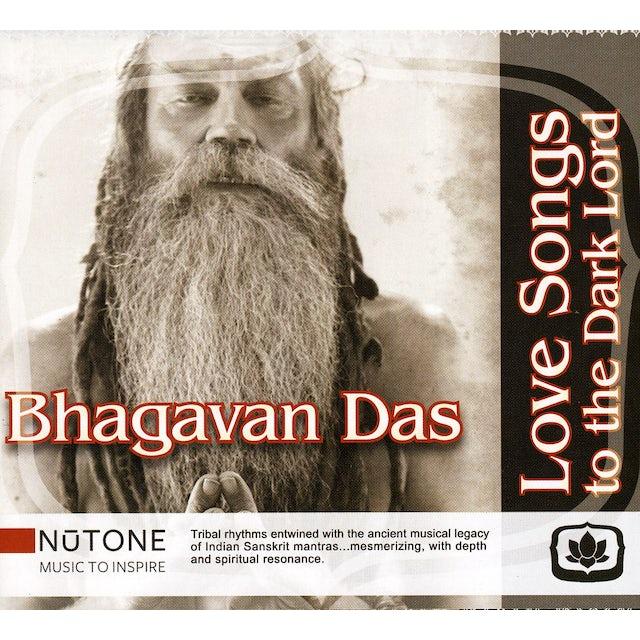 Bhagavan Das LOVE SONGS TO THE DARK LORD CD