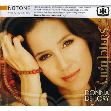 Donna De Lory SANCTUARY CD