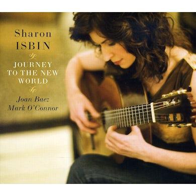 Sharon Isbin JOURNEY TO THE NEW WORLD CD