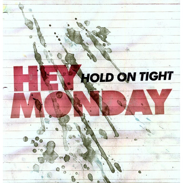 Hey Monday HOLD ON TIGHT Vinyl Record