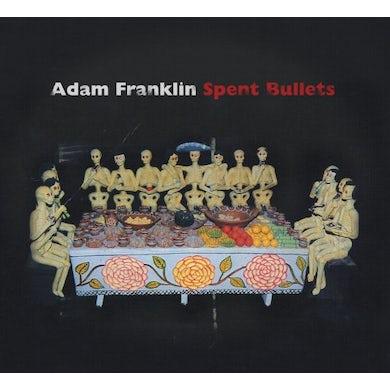 Adam Franklin SPENT BULLETS CD