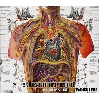 Strung Out PROTOTYPES & PAINKILLERS CD