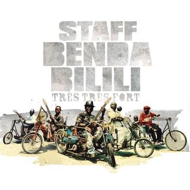 Staff Benda Bilili TRES TRES FORT CD