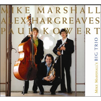 MIKE MARSHALL'S BIG TRIO CD