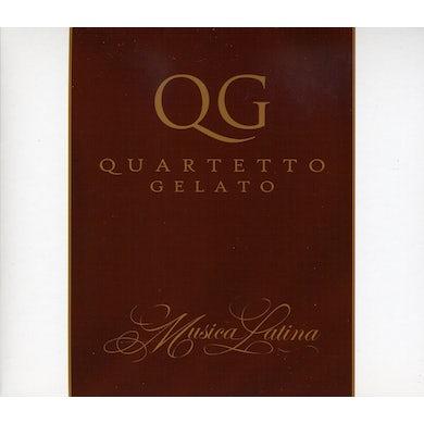 Quartetto Gelato MUSICA LATINA CD