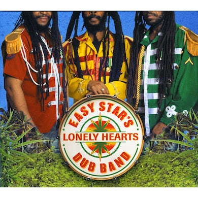 Easy Star All-Stars EASY STAR'S LONELY HEARTS DUB BAND CD