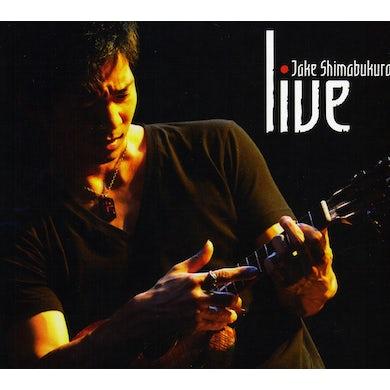 Jake Shimabukuro LIVE CD