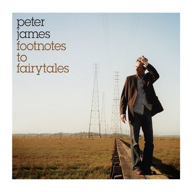 Peter James FOOTNOTES TO FAIRYTALES CD