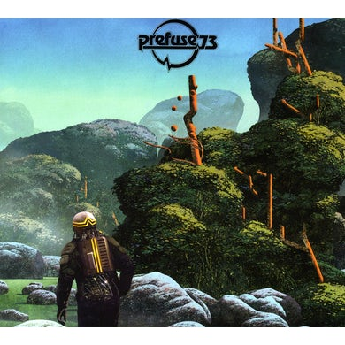 Prefuse 73 EVERYTHING SHE TOUCHED TURNED AMPEXIAN CD