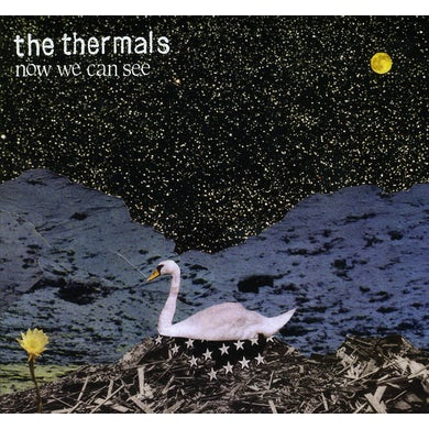 The Thermals NOW WE CAN SEE CD