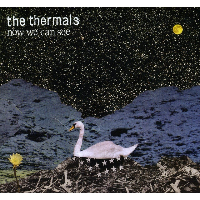 Thermals NOW WE CAN SEE CD