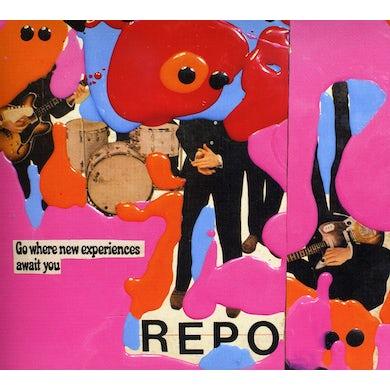 Black Dice REPO CD