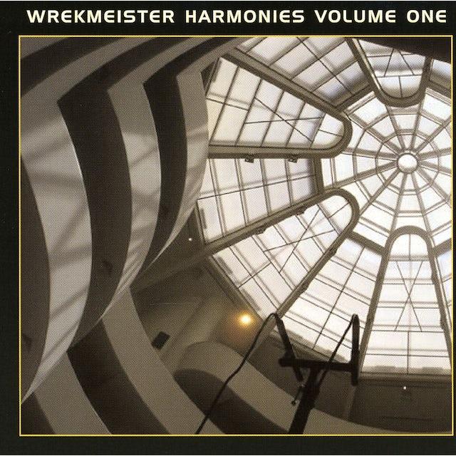 Wrekmeister Harmonies RECORDINGS MADE IN PUBLIC SPACES CD