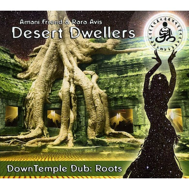 Desert Dwellers DOWNTEMPLE DUB: ROOTS CD