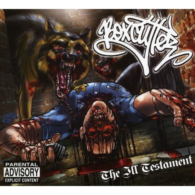 Boxcutter ILL TESTAMENT CD