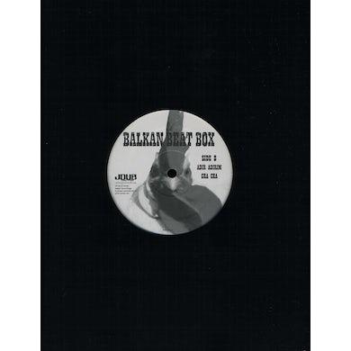 Balkan Beat Box Vinyl Record