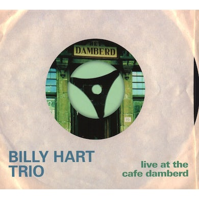 Billy Hart LIVE AT THE CAFE DAMBERD CD