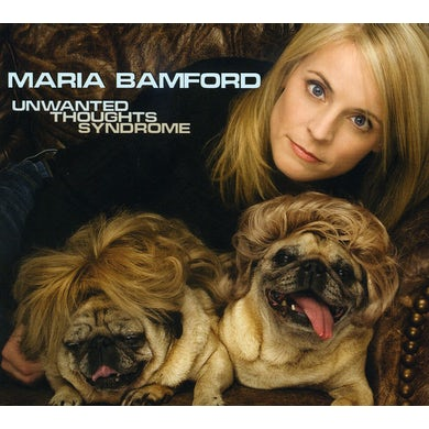 Maria Bamford UNWANTED THOUGHTS SYNDROME CD